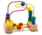 One Kings Lane Melissa & Doug First Bead Maze