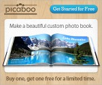 Picaboo: Buy One, Get One Free Photo Books and Calendars (Exp 11/25)