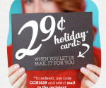 Holiday Cards $0.29 Each Shipped to Your Recipients from Cardstore.com *Today Only* (Exp 11/16)