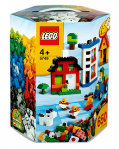 Walmart LEGO Creative Building Kit