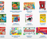 Hasbro Games Rebate: Up to $40 Back with Purchase of Select Hasbro Games (Exp 12/25)