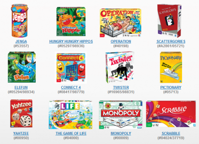 hasbro game rebate