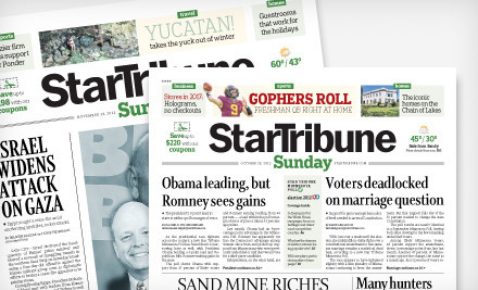 Daily deals personalized nfl calendar star tribune subscription m4hsunfo