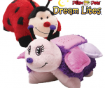 *PRICE DROP* Pillow Pet and Dream Lite Set $22.98 Shipped (Exp 12/18)