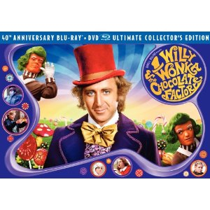 Amazon Willy Wonka and the Chocolate Factory
