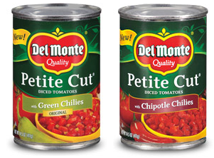 Del Monte tomatoes coupon