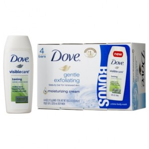 Dove bar soap body wash