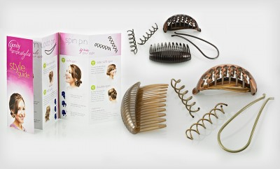 Goody Simple Styles Hairstyling Kit
