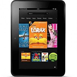Staples Kindle Fire HD