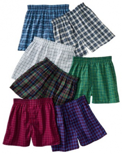 Fruit of the Loom Boys' Boxers for $7 + Free Shipping at Target.com