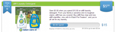 SavingStar Updated Terms: Manufacturer's Coupons Can Be Combined with Certain Deals