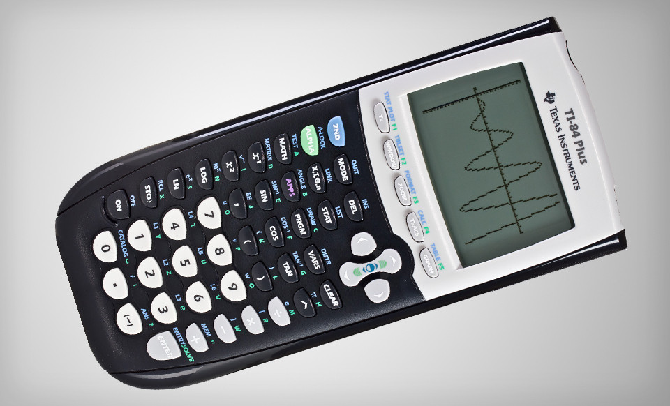 Texas Instruments TI-84 Plus Graphing Calculator for $84.99 Shipped