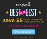 Daily Deals: LivingSocial $5 Off $15+, 1800Flowers.com, Minnesota History Center + More