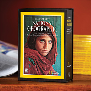 Complete Set National Geographic