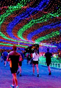Rave Run 5K Lightshow AmazonLocal