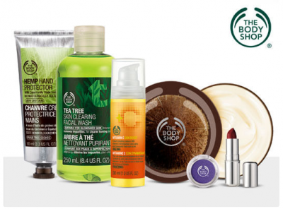 The Body Shop LivingSocial