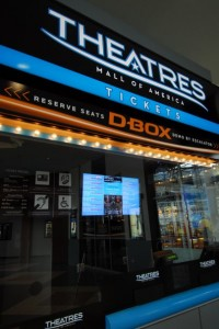 Theatres at MOA