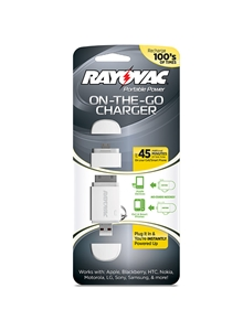 rayovac ps68 on the go charger