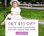 thredUP: Free $15 Credit for Like-New Kids Clothes (Exp 3/22)
