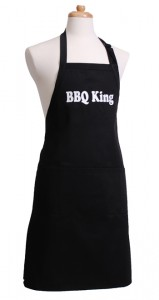 BBQ King Flirty Aprons