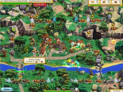 Big Fish Games My Kingdom for the Princess III screenshot
