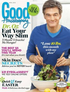 Good Housekeeping multi-year magazine sale