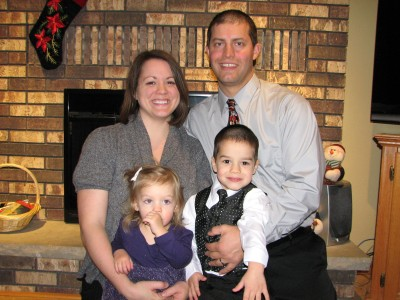 Laura Wales family