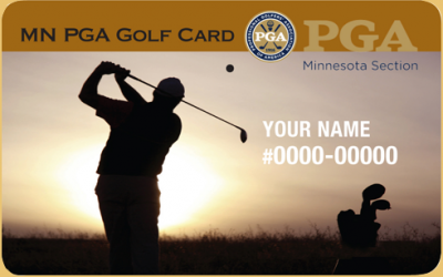 MN PGA Golf Card Pioneer Press Daily Deals