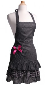 Marilyn Sugar 'n Spice Flirty Aprons