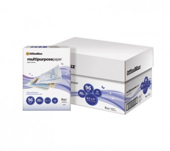 OfficeMax multipurpose paper