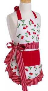 Very Cherry Flirty Aprons