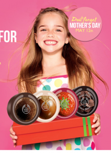 the body shop mother's day