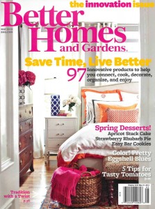 Magazine Deals: Free Better Homes U0026 Gardens Subscription, Marie Claire +  More