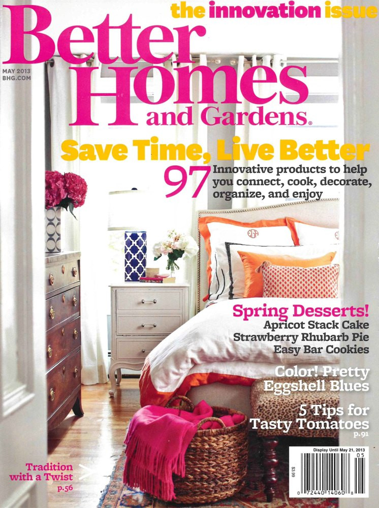 Magazine deals free better homes gardens subscription for Style at home subscription deal