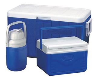 Coleman Blue Cooler Combo - Walmart.com