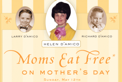 D'Amico & Sons Mother's Day