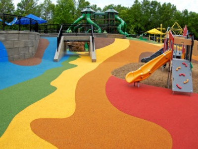 Elm Creek Play Area