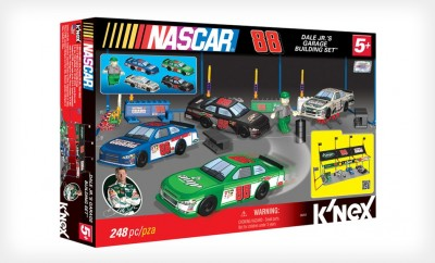 K'Nex Dale Jr.'s Garage Building Set Groupon