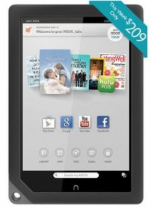 NOOK HD+ Tablet