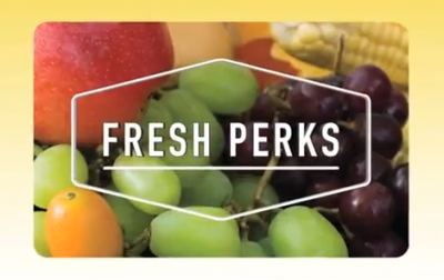 Rainbow Foods Fresh Perks Card