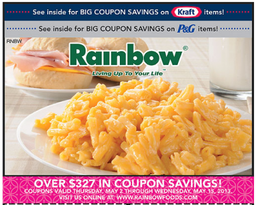 Rainbow coupon book 5.2.13