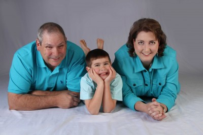 Shari McGuire and family