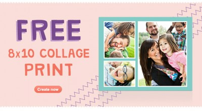 Walgreens Free 8x10 Collage Photo Print Free In Store Pickup