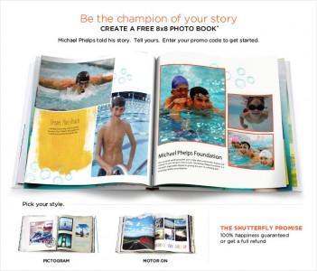 Free Shutterfly Photo Book