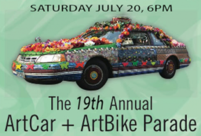 Art Cars! The Minnesota ArtCar Parade