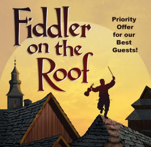 Chanhassen Dinner Theatres Fiddler on the Roof