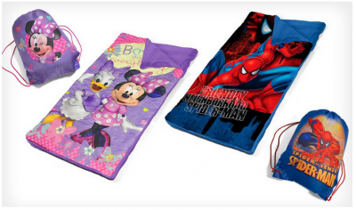 Children S Sleeping Bag Sets For 16 99 Free Shipping From Groupon Exp 8 6
