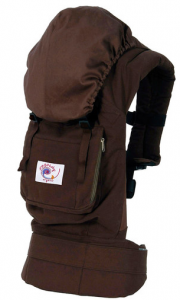 Ergobaby Dark Brown Organic Carrier