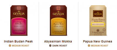 Gevalia coffee 3 for $10
