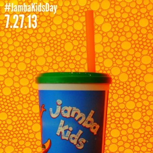 Jamba Kids smoothie